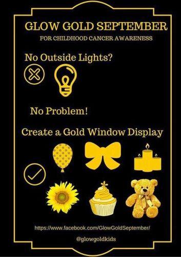 glow gold add