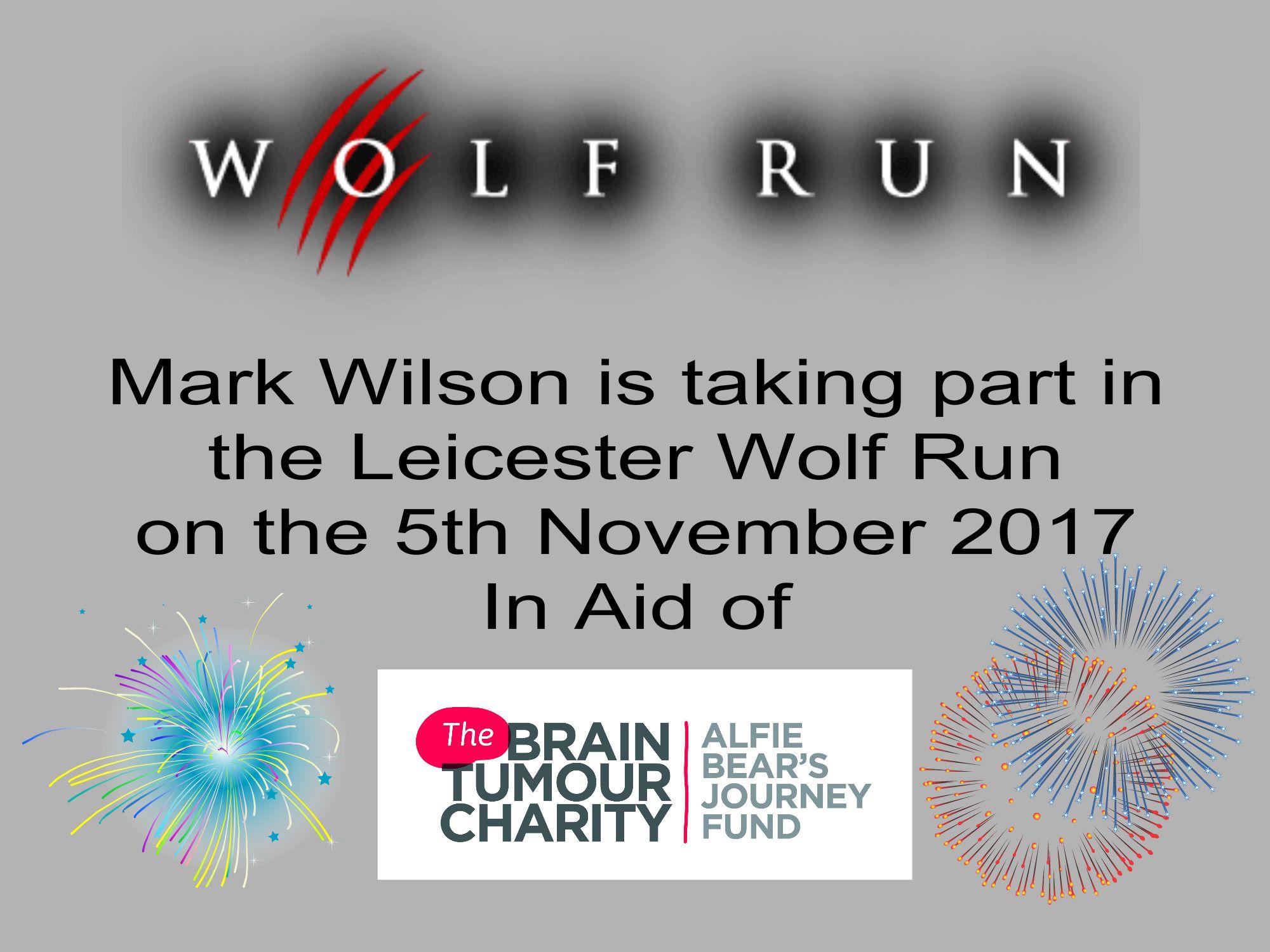 Mark Wilson's Wolf Run