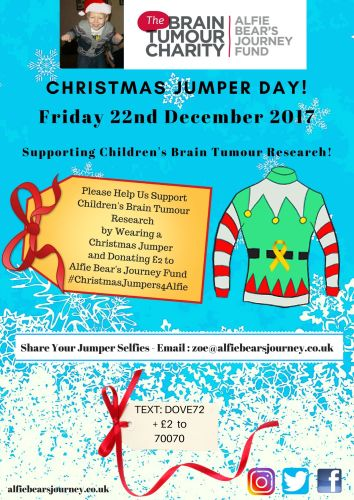 Christmas Jumper Day Poster new