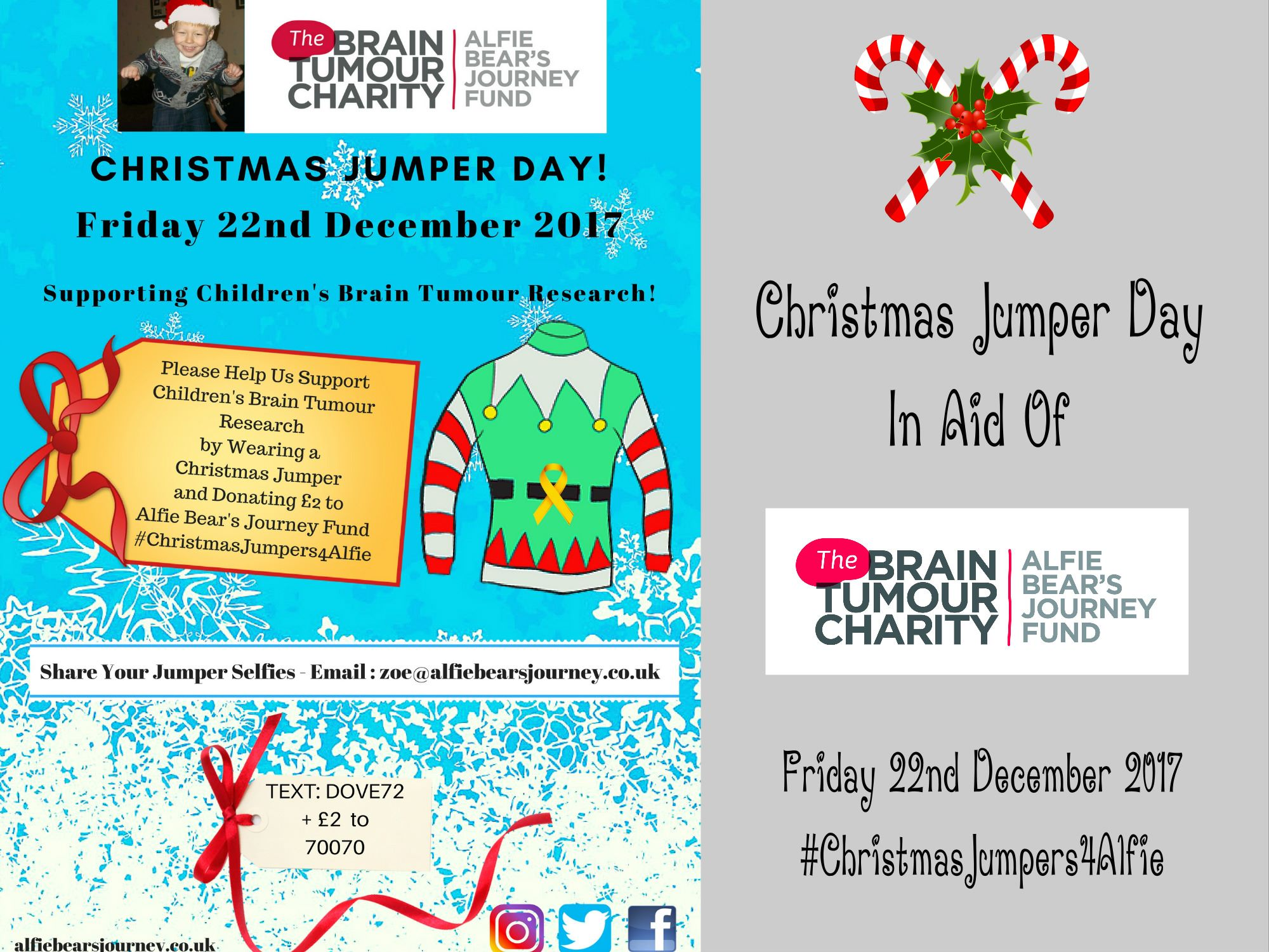 Christmas Jumpers Day 2017