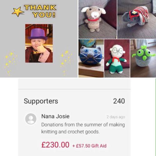 nana donation