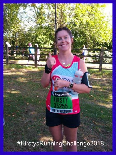 kirsty run homepage