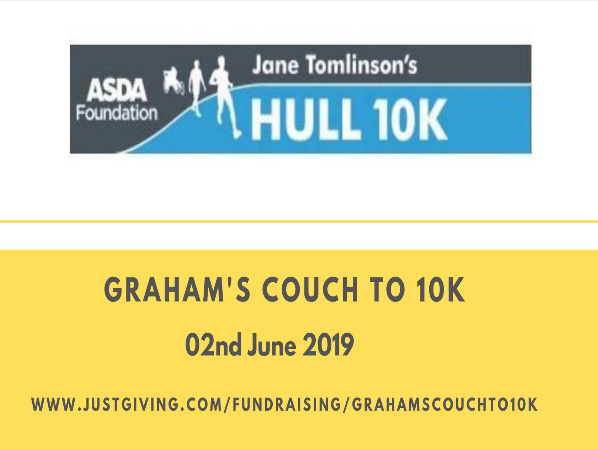 Graham's Couch to 10K
