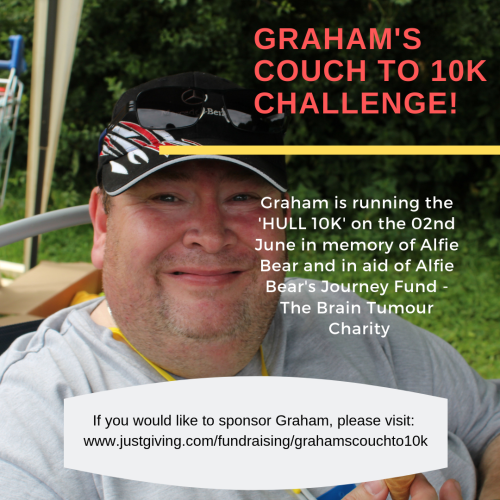 Grahams Couch to 10k Insta