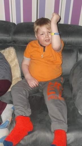 Alfie Wristband