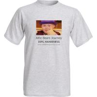 Alfie's Journey Awareness T-Shirt