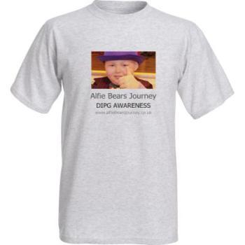 Alfie's Journey Awareness T-Shirt