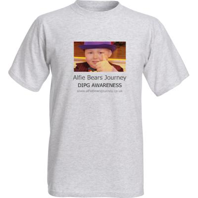 Alfie's Journey Awareness T-Shirts