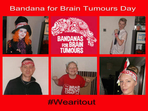 Bandana Day Collage 2015