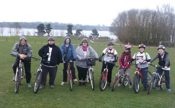 Team Alfie Bike Ride