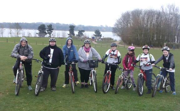 Team Alfie Bike Ride
