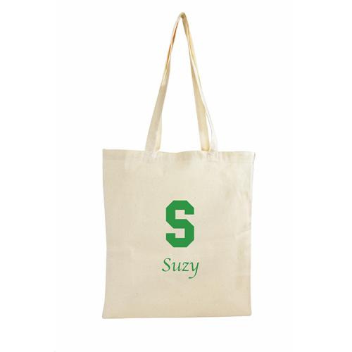 Initial Cotton Bag