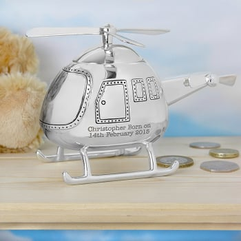 Helicopter Money Box
