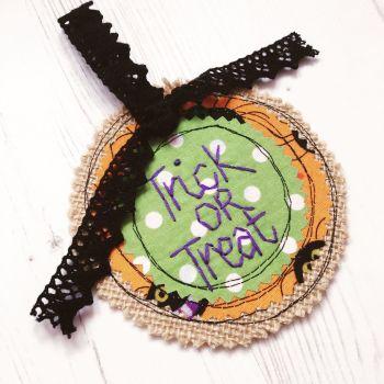 Mini Halloween Signs