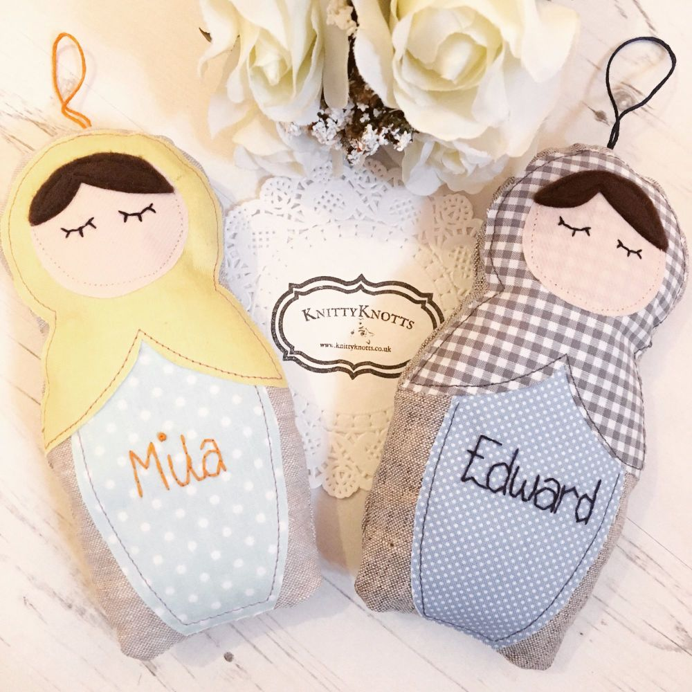 Personalised Babushka