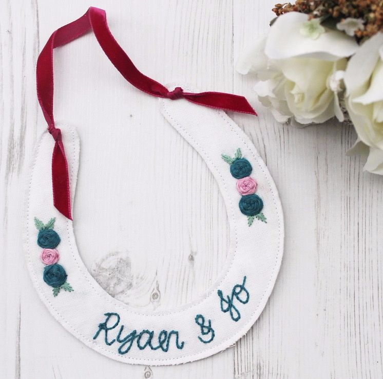 Personalised Lucky Horse Shoe