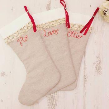 Luxury Vintage Feel Stockings