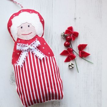 Personalised Mrs Clause