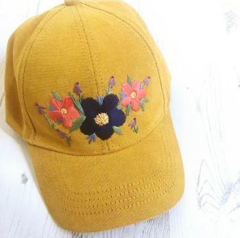 Custom Embroidered Baseball Cap