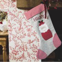 Santa Stocking (2)