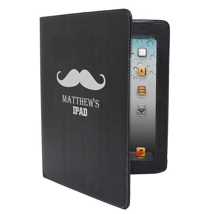 iPad Moustache Case