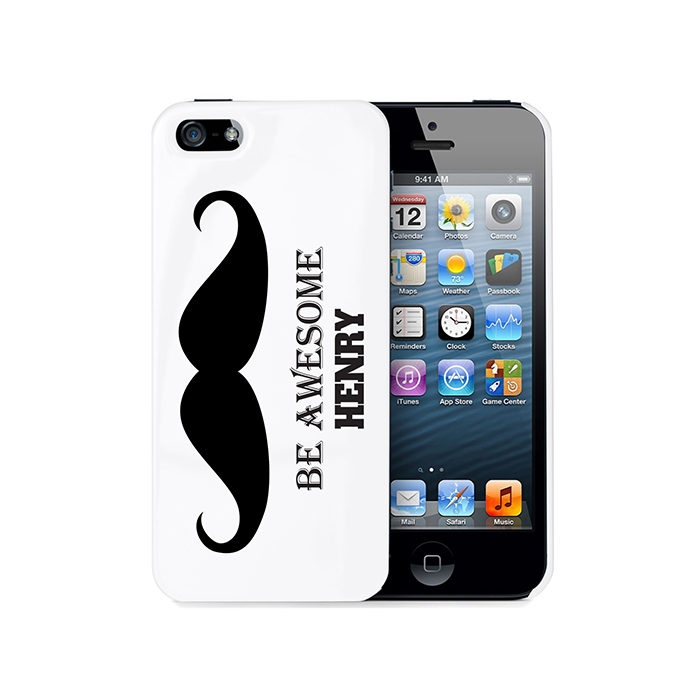 Moustache iPhone 5 Case