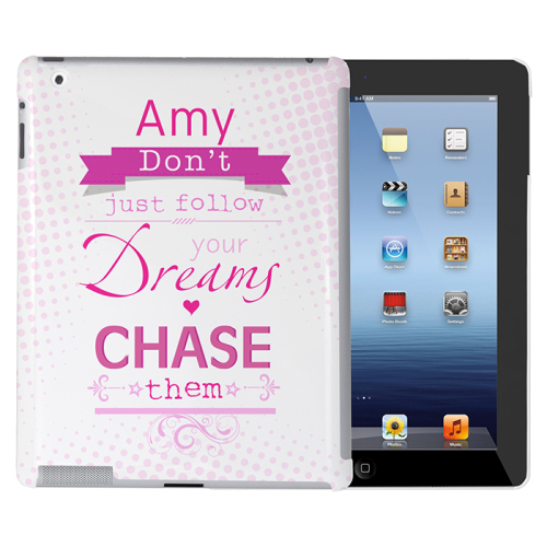 Dream Chaser iPad Case