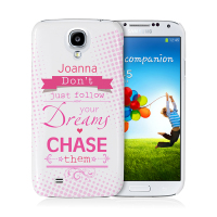 Dream Chaser Samsung S4 Case