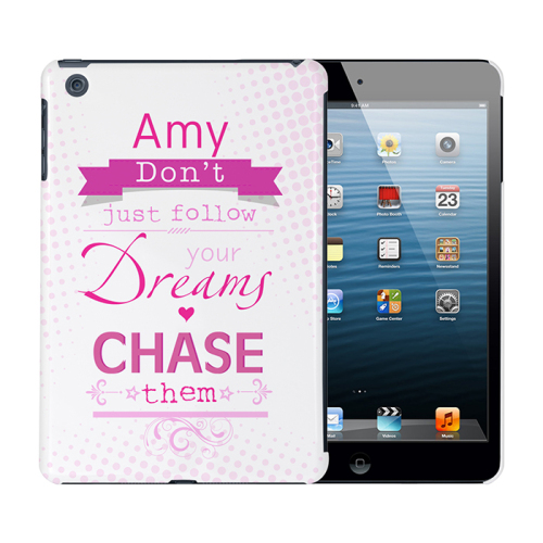 Dream Chaser iPad Mini Case