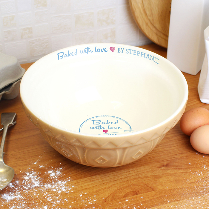 Baked With Love Baking Bowl