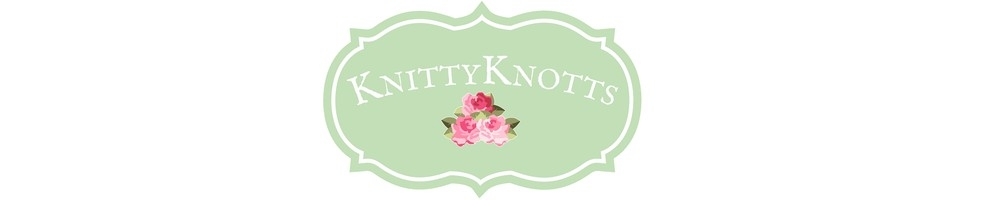 KnittyKnotts, site logo.