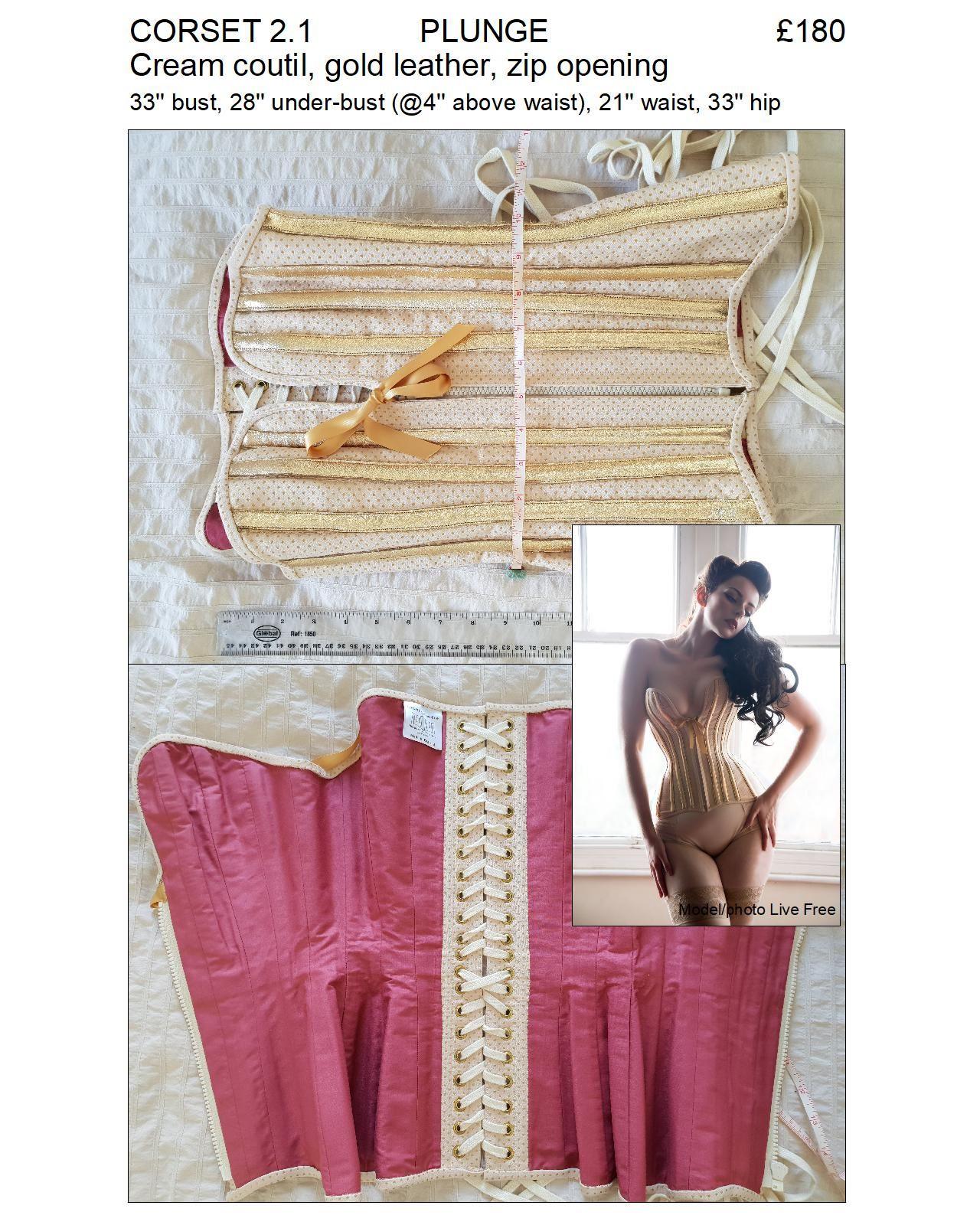 2.1 Liv corset