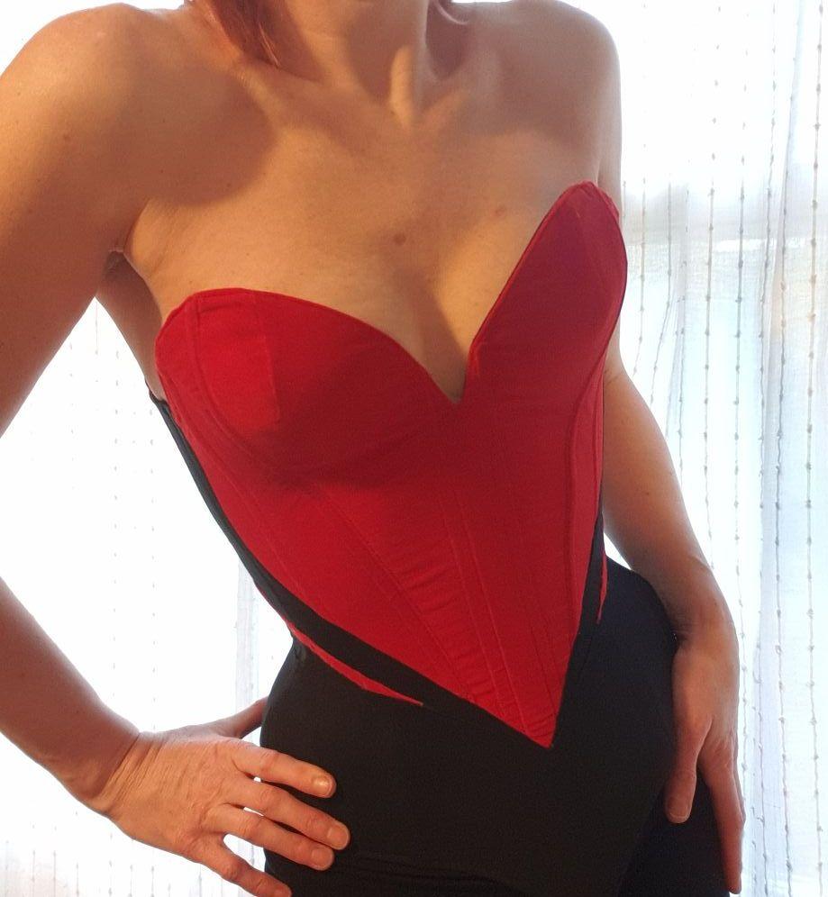 Digital (PDF) corset patterns