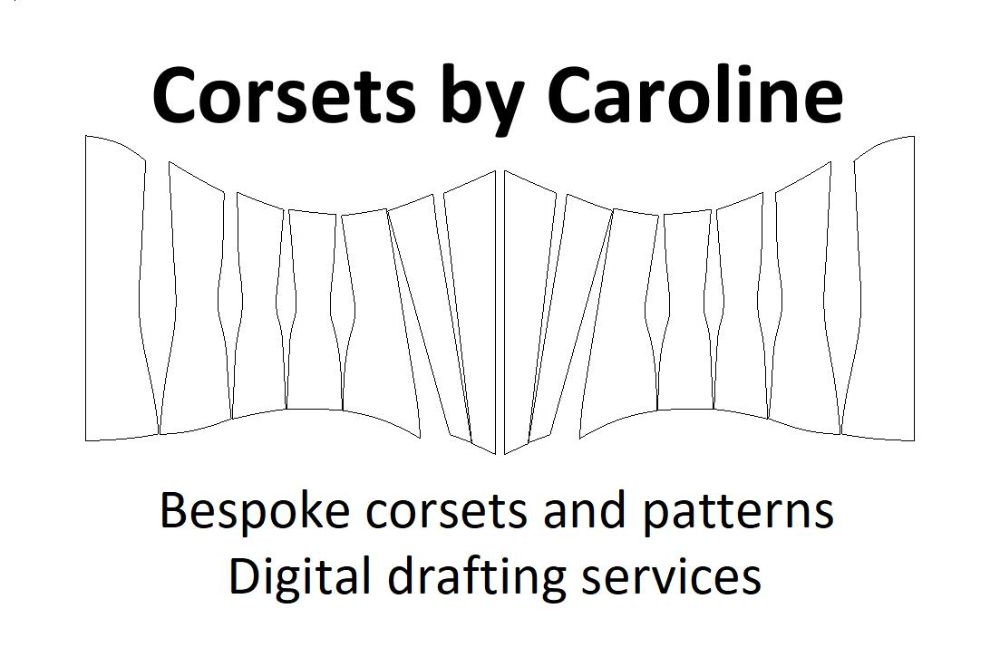 Made-to-measure digital corset patterns