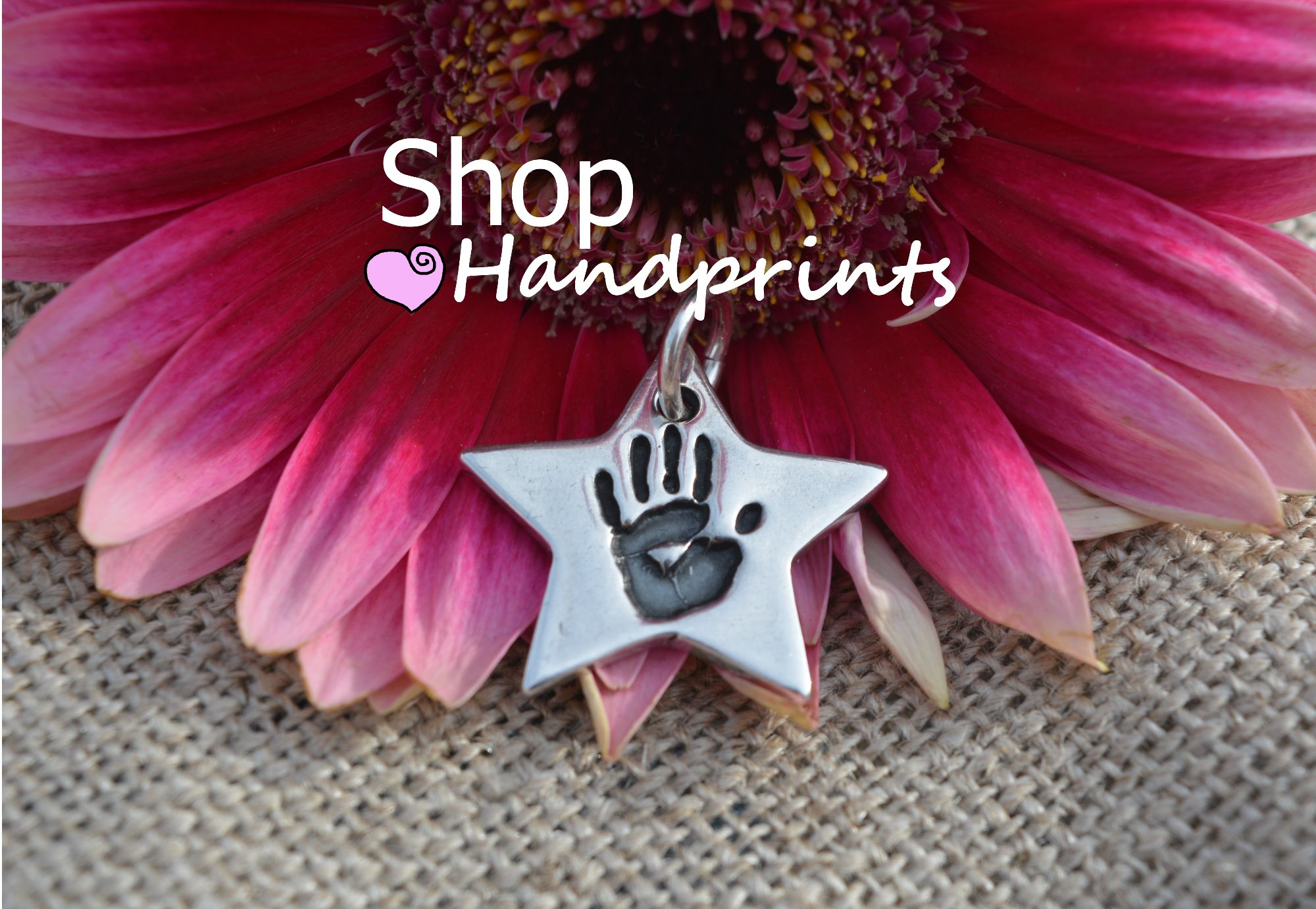 handprint and footprint jewellery