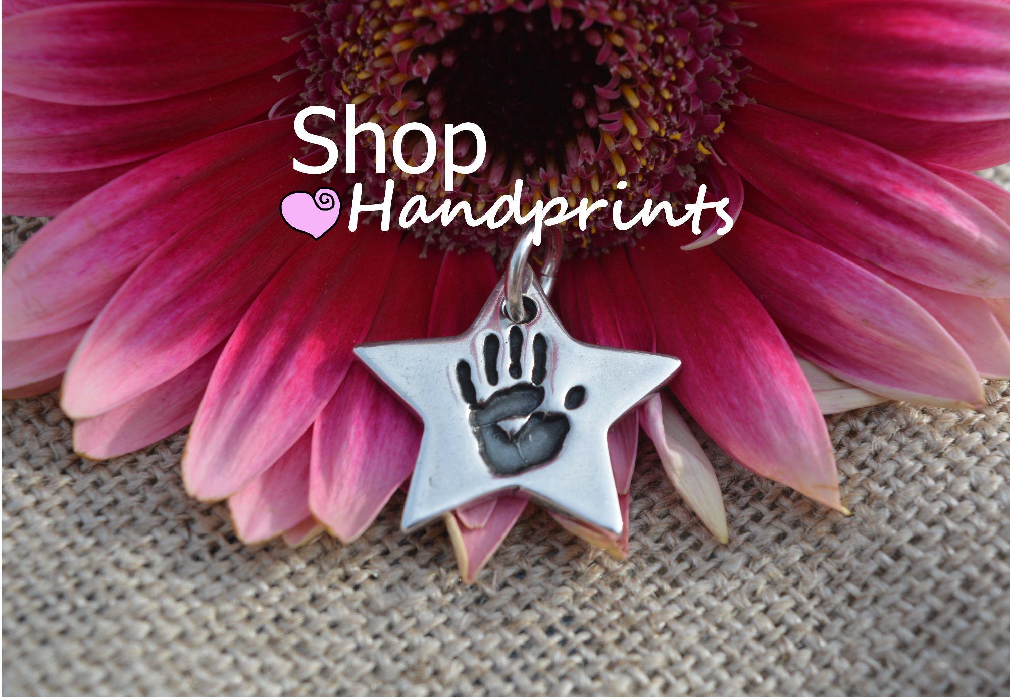 handprint and footprint jewellery