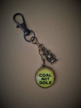 Coal Not Dole Keyring (Donation to OTJC)