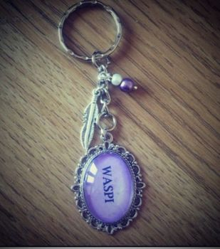 WASPI Keyring (Donation to WASPI)