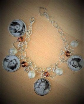 Judy Garland Charm Bracelet