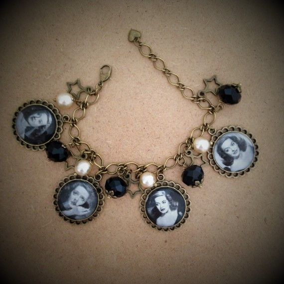 Bette Davis Bracelet