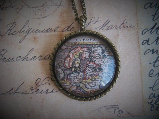 Old Europe Necklace