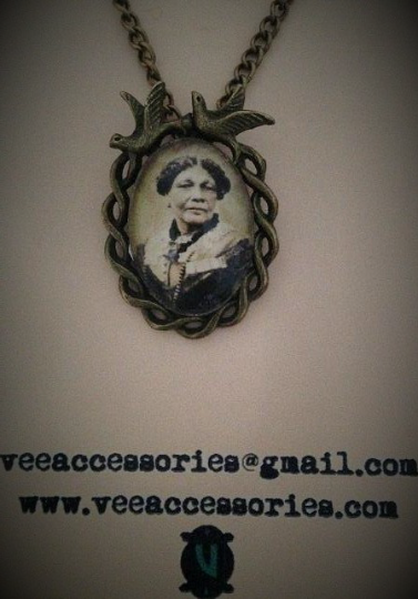 Mary Seacole Pendant Necklace