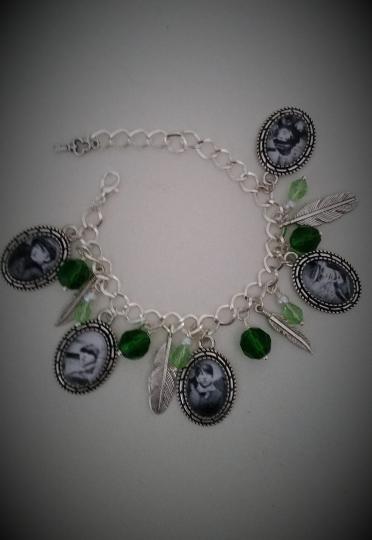 Matchwomen Charm Bracelet