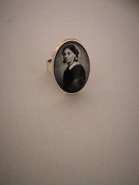 Florence Nightingale Ring