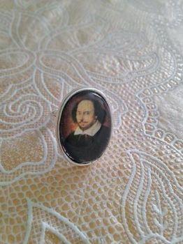 William Shakespeare Ring