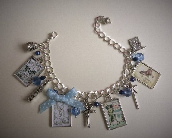 Peter Pan Charm Bracelet