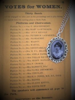 Annie Kenney Necklace