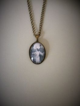 Dora Thewlis Suffragette Necklace