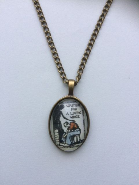 Living Wage Necklace