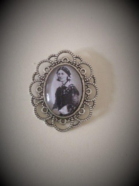 Florence Nighgtingale Brooch